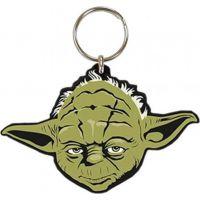Epee Merch Klíčenka gumová Star Wars Yoda