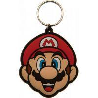 Epee Merch Klíčenka gumová Super Mario