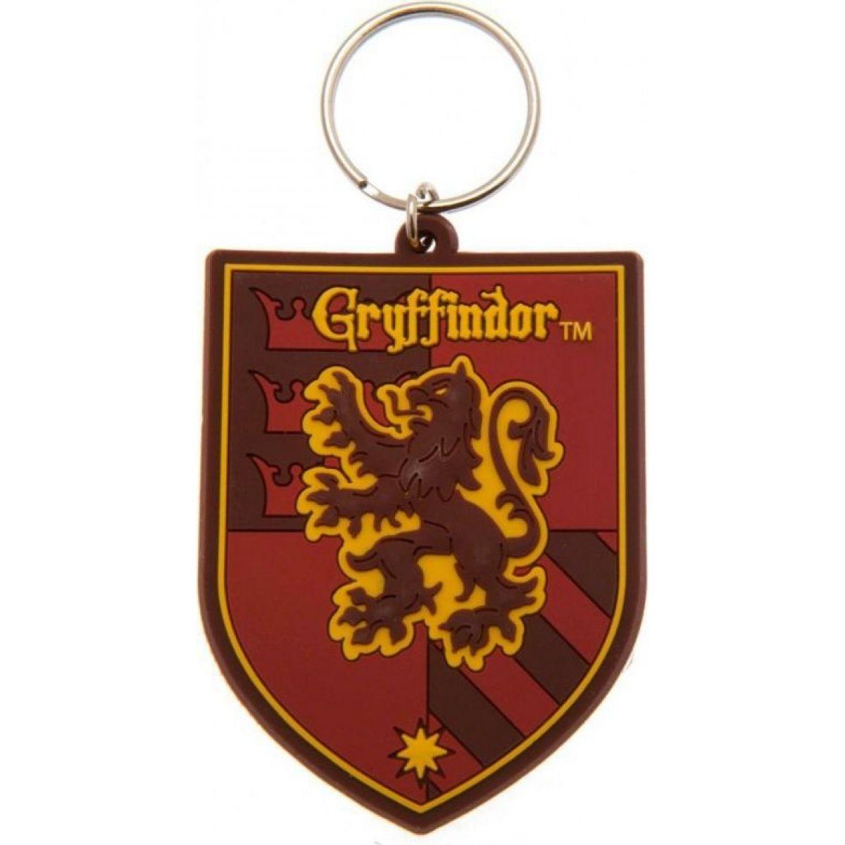 Kľúčenka Harry Potter Rokfort gumová