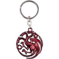 Epee Merch Klíčenka kovová Hra o Trůny Targaryen