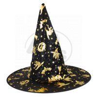 Rappa Klobouk čarodějnice - dětský