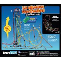 Knex Stavebnice Horská dráha Electric Inferno 5