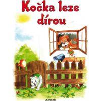 Nakladatelství Junior Kočka leze dírou