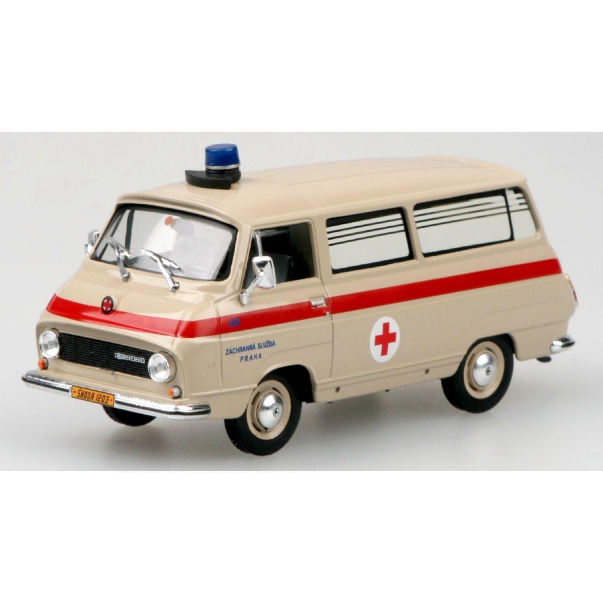 Škoda 1203 Ambulance