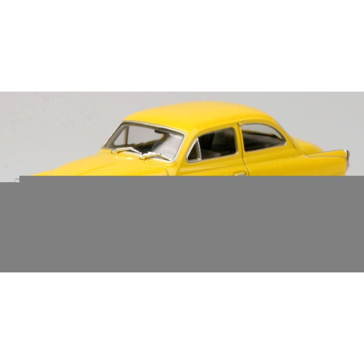 Škoda Octavia 1964 žlutá