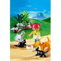 Kočičí rodina Playmobil
