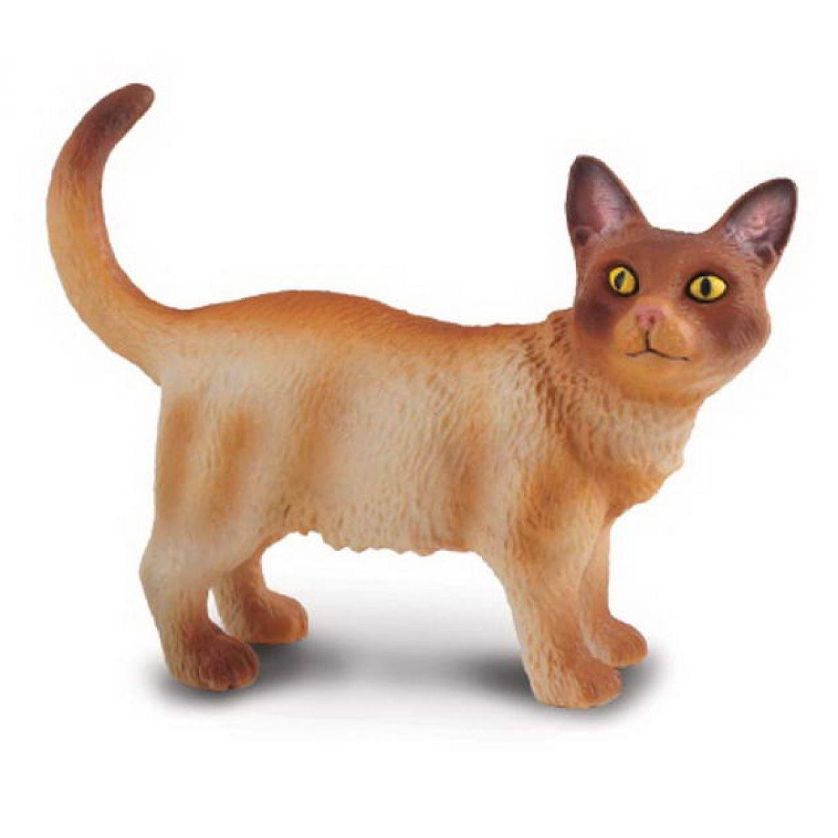 Mac Toys 88325 - Kočka barmská (stojící)