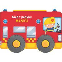 YoYo Books Kola v pohybu Hasiči