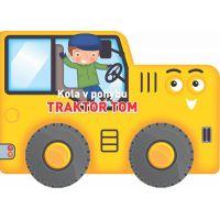 YoYo Books Kola v pohybu Traktor Tom
