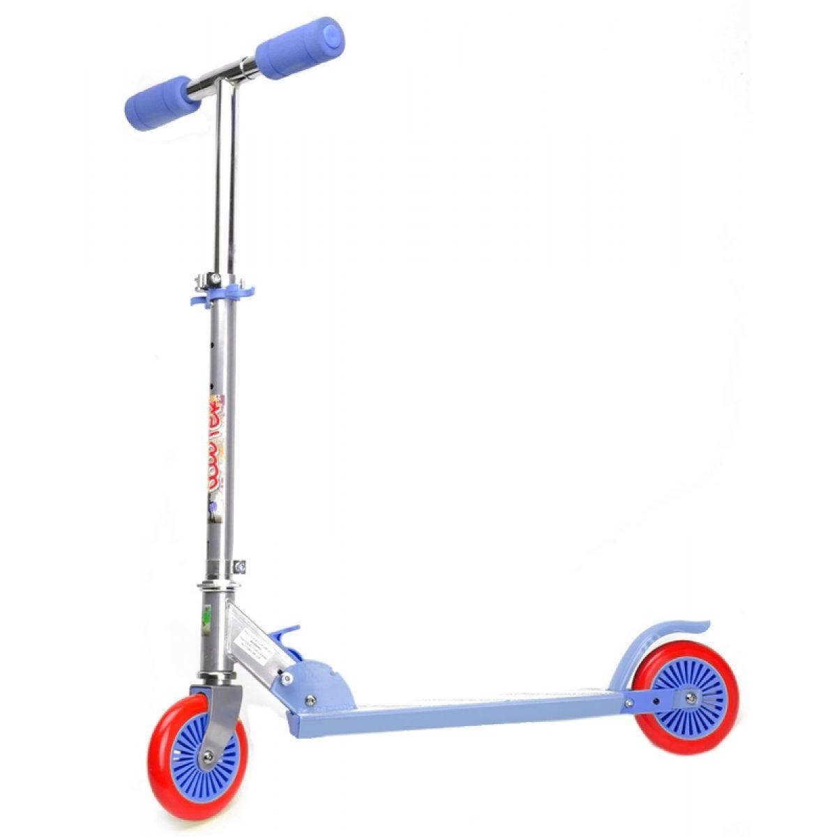Koloběžka Scooter 32 x 70 x 66 cm - Modrá