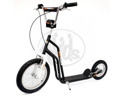 Koloběžka Giga Rider 300 black/white