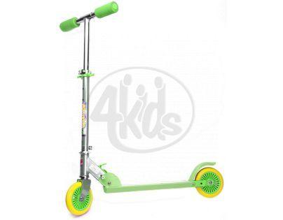 Koloběžka Scooter 32 x 70 x 66 cm - Zelená