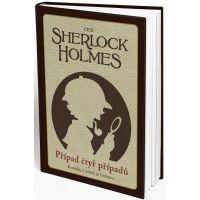 REXhry Komiks, v němž jsi hrdinou Sherlock Holmes Případ čtyř případů