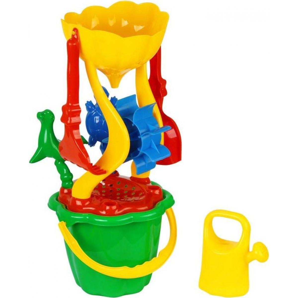 Toy Komplet do písku s mlýnkem 9048