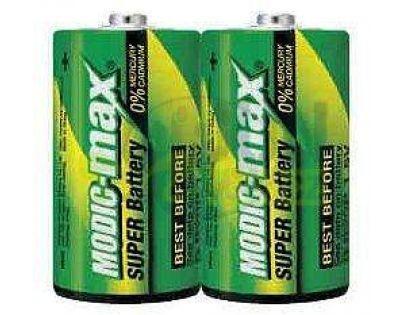Baterie MONO typ C 2ks