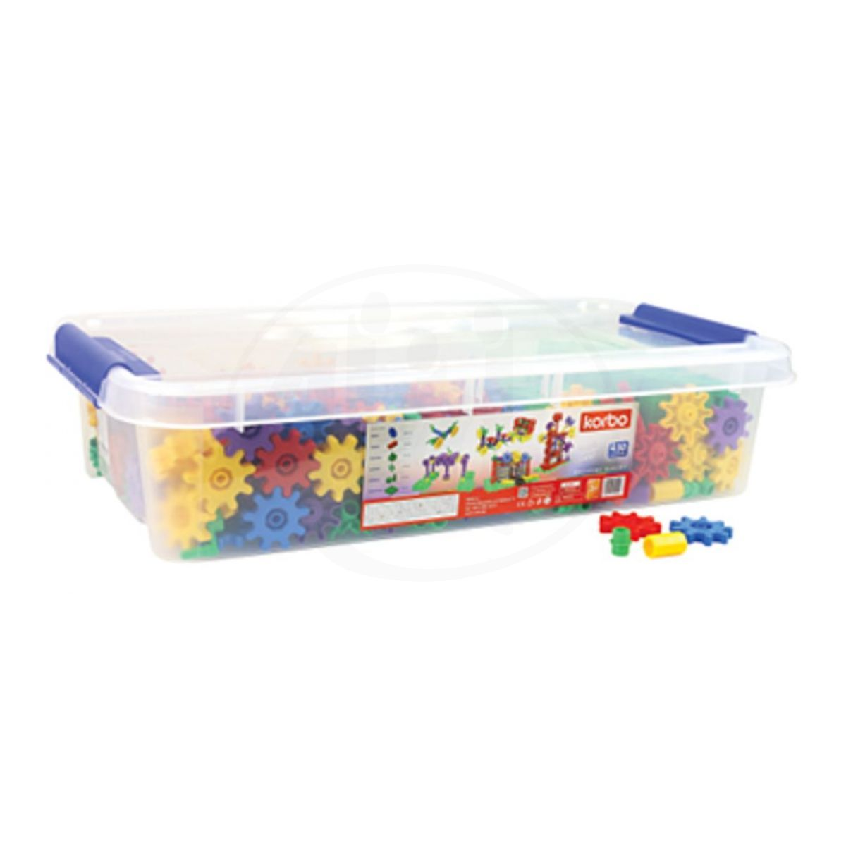 Korbo Box 430 dílků
