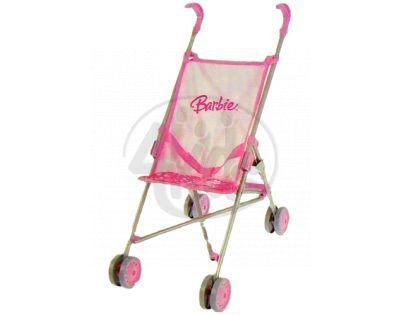Kočárek pro panenky Golfky Barbie