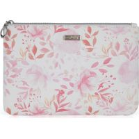 Oxy Lady Kosmetická taška plochá Pink flowers