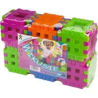 Toy Kostky konstrukční 36 ks