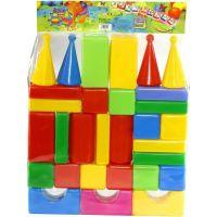 Toy Kostky stavební 30 ks