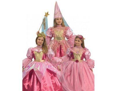 Rappa Kostým princezna 3 v 1 vel.S