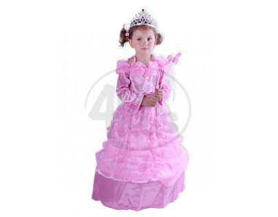 Rappa Kostým princezna s krinolínou vel. M