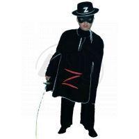 Kostým Zorro Rappa