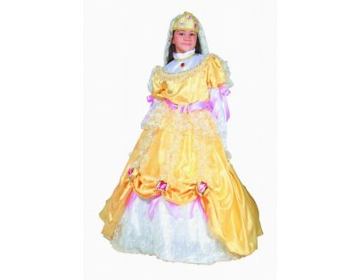Rappa Kostým princezna Zlatava, vel M