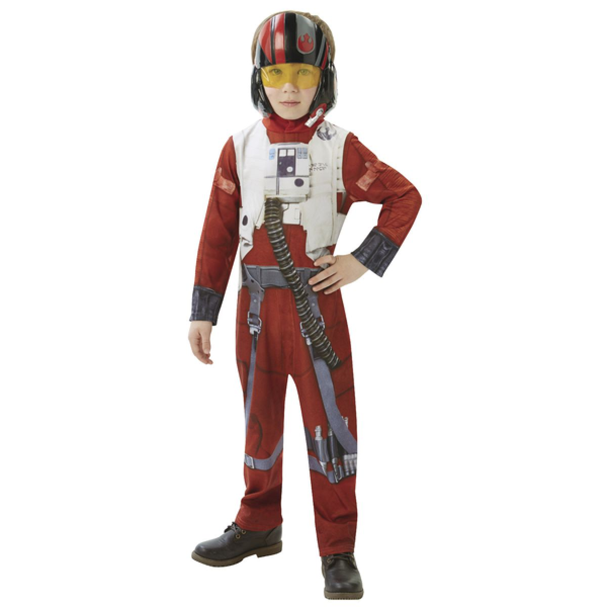 Kostým Star Wars X-Wing Fighter Pilot vel. L