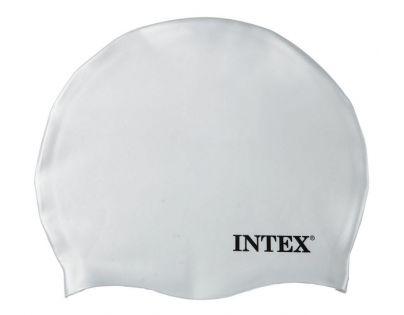 Intex 55991 Koupací čepice - Bílá