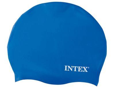Intex 55991 Koupací čepice - Modrá