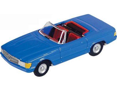 Kovap Mercedes kabriolet - Modrá