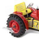 Kovap Traktor Zetor - Červený 3
