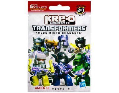 KRE-O Transformers přestavitelné figurky