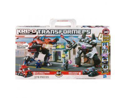 Kre-O - Transformers Optimus VS. Megatron 598812
