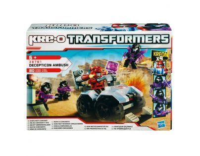 Kre-O - Transformers Stavebnice se čtyřkolkou 38781