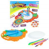 Kreativní sada Design Creator plastová