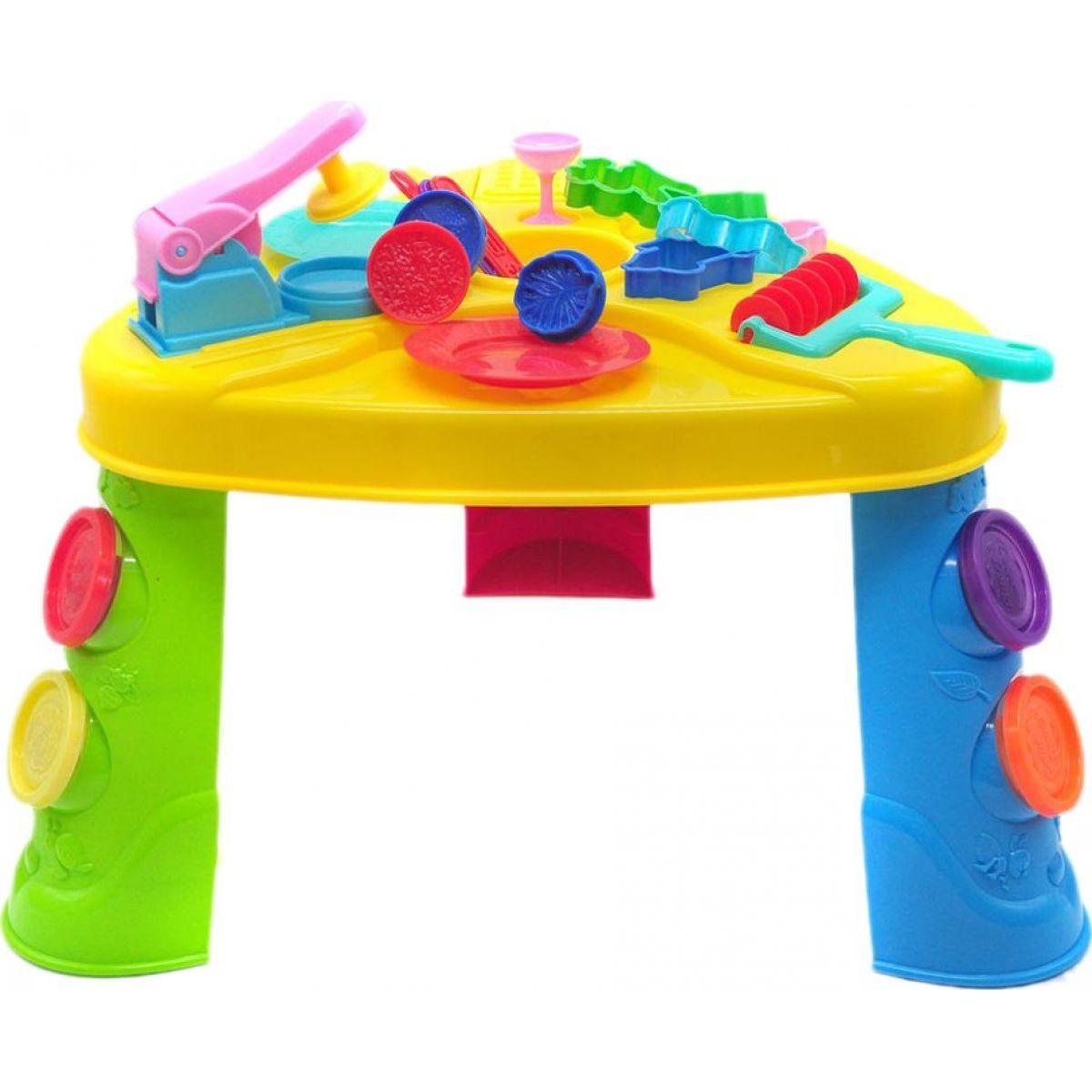 Kreativní stolek s doplňky