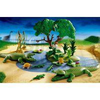 Krokodýli Playmobil