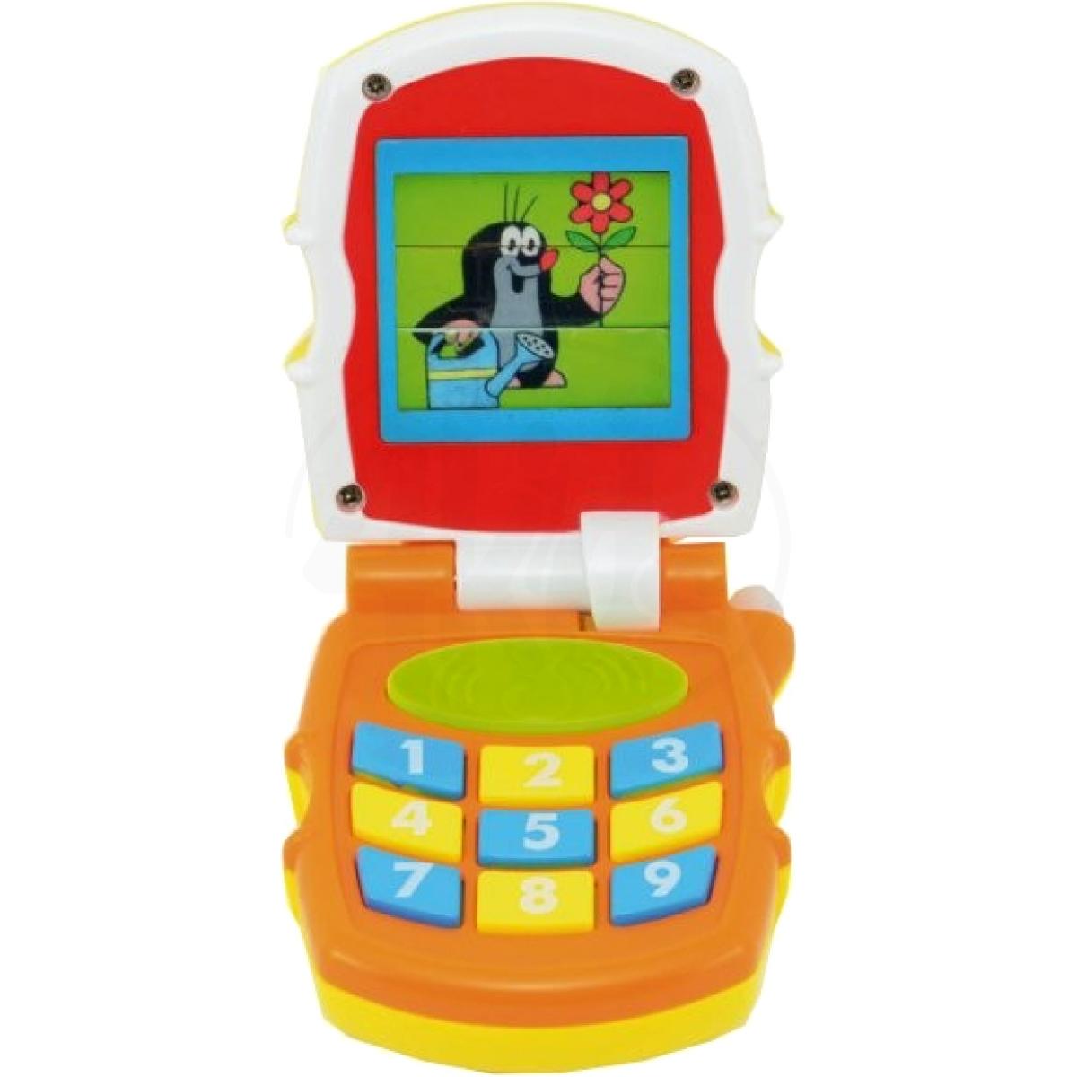 Teddies Krtkův mobilní telefon