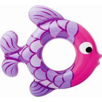 Intex 59222 Kruh rybka 77 cm - Fialová