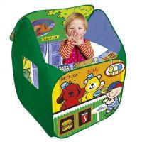 K's Kids Dětský stan s plastovými míčky