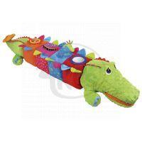K's Kids KA10568 - Krokodýl KrokoBloko, víceúčelová hračka