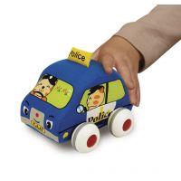 K's Kids Látkovová auta s natahovacím pohonem 5