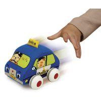 K's Kids Látkovová auta s natahovacím pohonem 6