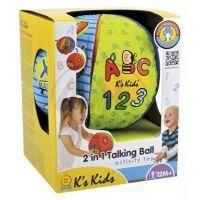 K's Kids KA10621 - Mluvící míč (2v1)