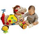 K's Kids Velká zebra Ryan s 28 funkcemi zábavy 3