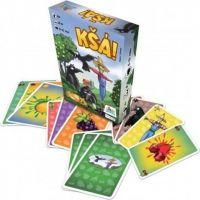 Kšá! karetní společenská hra