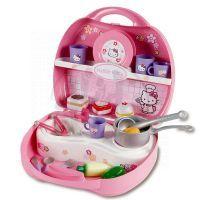 Kuchyňka Hello Kitty v kufříku Smoby