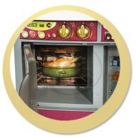 Kuchyňka Tefal Bon Appetit Smoby 024455 4